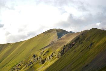 Перевал Кизил-Ауш 2879 м.