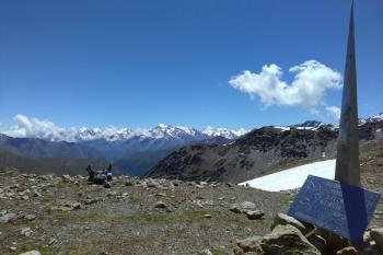 8-й день. Перевал Кыртык-Ауш. (3232 м)