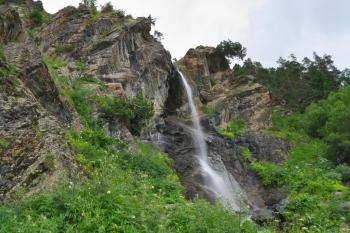 1 день. Водопад Баритовый.